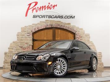 2008 Mercedes-Benz CLK CLK 63 AMG Black Series Coupe