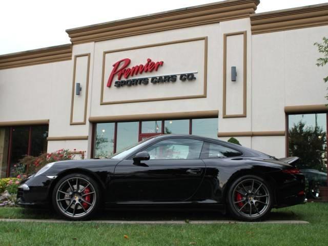 2013 Porsche 911 Carrera S For Sale In Springfield Mo