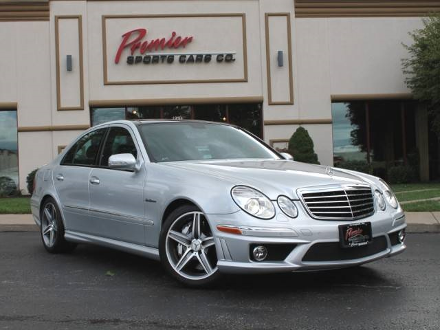 Worksheet. 2009 MercedesBenz E63 AMG for sale in Springfield MO  Stock