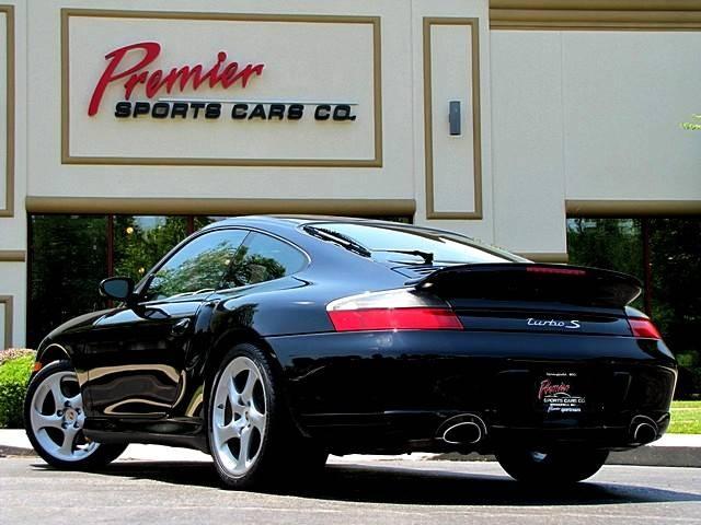 2005 porsche 911 turbo s for sale in springfield mo stock p3994. Black Bedroom Furniture Sets. Home Design Ideas