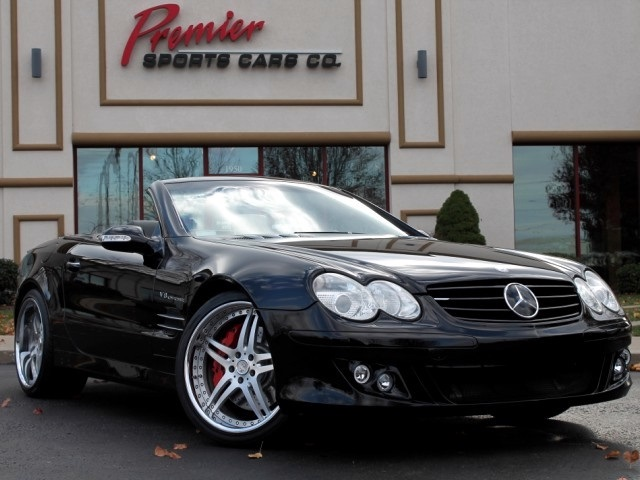 2003 mercedes benz sl55 amg brabus edition for sale in for Mercedes benz springfield missouri