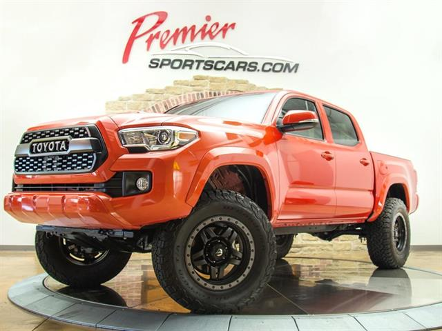 2017 toyota tacoma trd sport for sale in springfield mo stock p4992. Black Bedroom Furniture Sets. Home Design Ideas