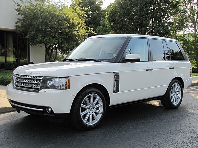 2010 land rover range rover supercharged for sale in springfield mo stock p3625. Black Bedroom Furniture Sets. Home Design Ideas