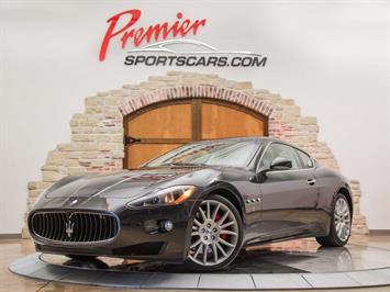 2009 Maserati GranTurismo S Coupe