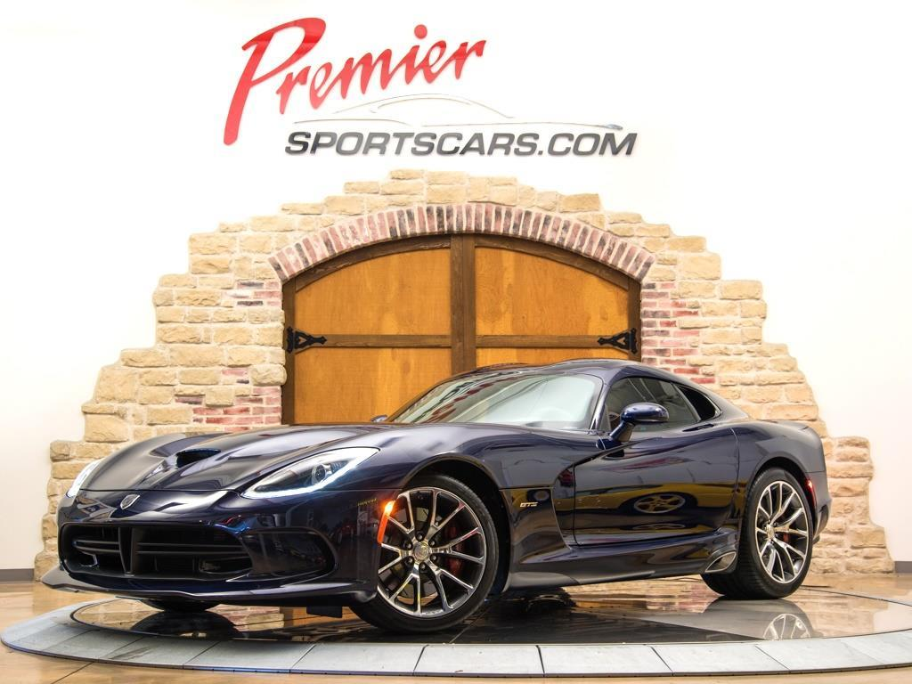 2014 Dodge SRT Viper GTS - Photo 1 - Springfield, MO 65802