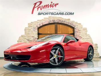 2015 Ferrari 458 Italia Coupe