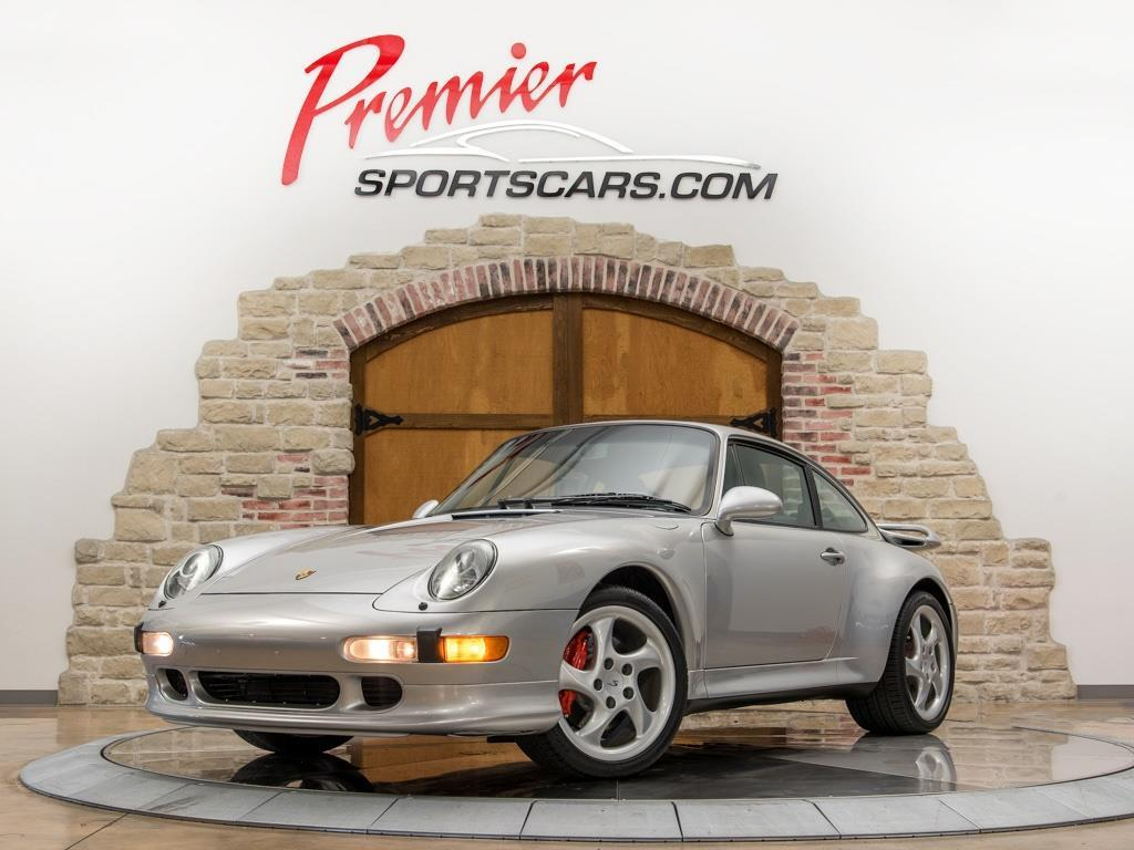 1997 Porsche 911 Carrera 4S - Photo 1 - Springfield, MO 65802