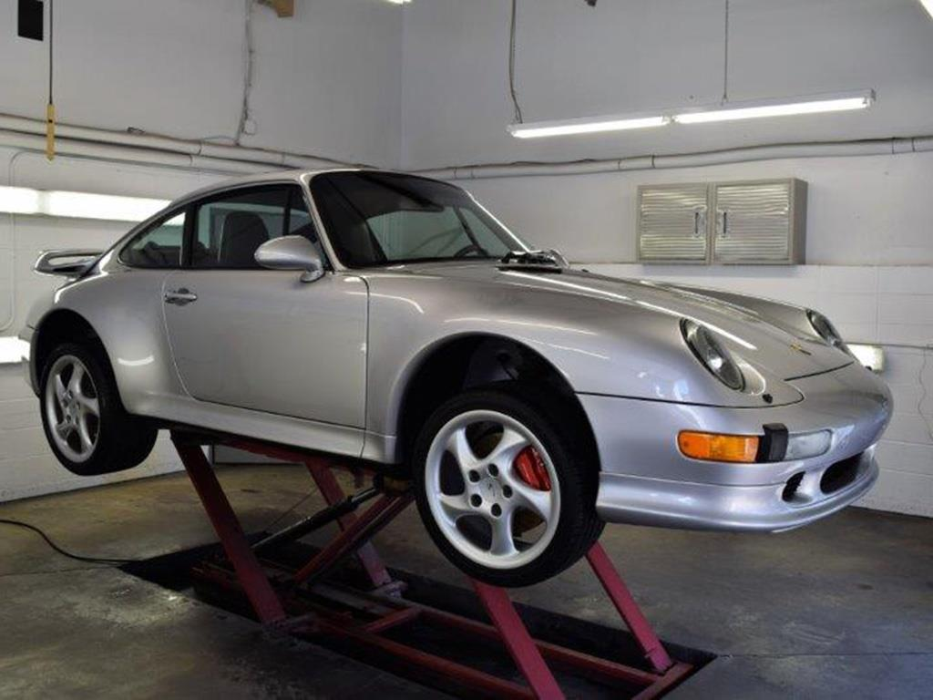 1997 Porsche 911 Carrera 4S - Photo 46 - Springfield, MO 65802