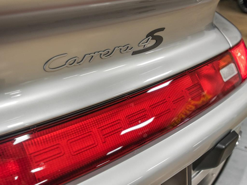 1997 Porsche 911 Carrera 4S - Photo 38 - Springfield, MO 65802