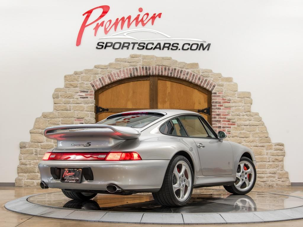 1997 Porsche 911 Carrera 4S - Photo 9 - Springfield, MO 65802