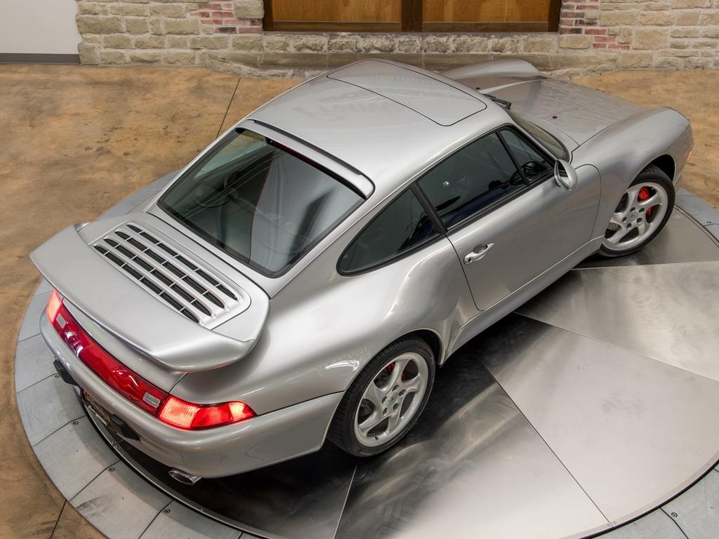 1997 Porsche 911 Carrera 4S - Photo 34 - Springfield, MO 65802