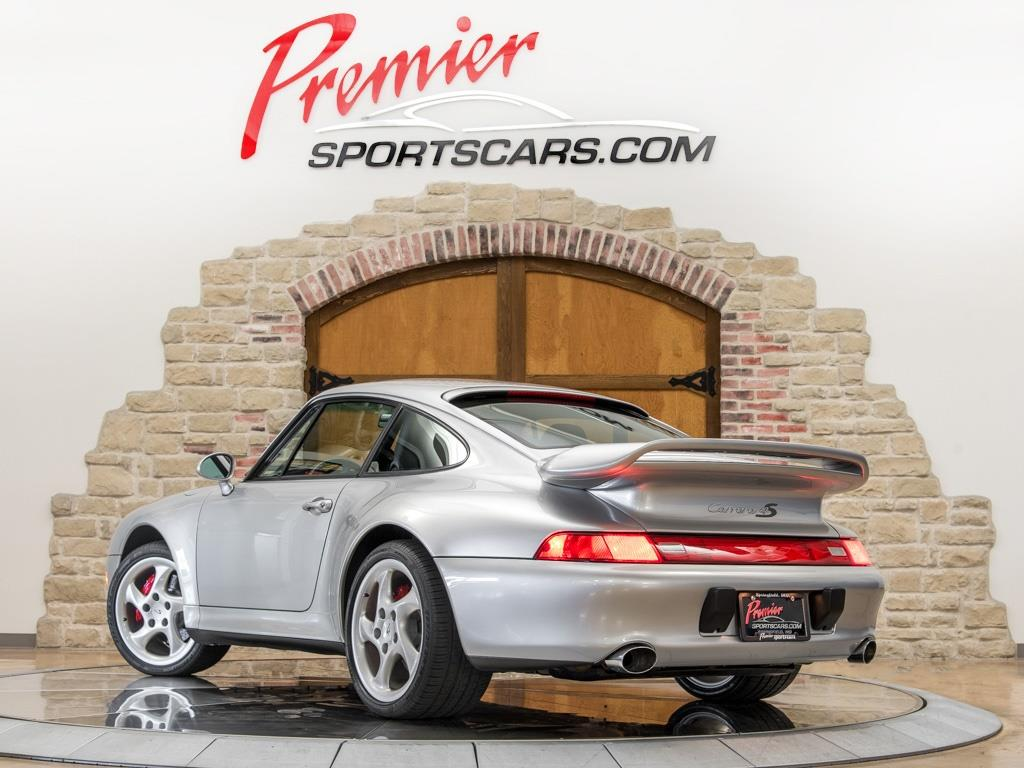 1997 Porsche 911 Carrera 4S - Photo 7 - Springfield, MO 65802
