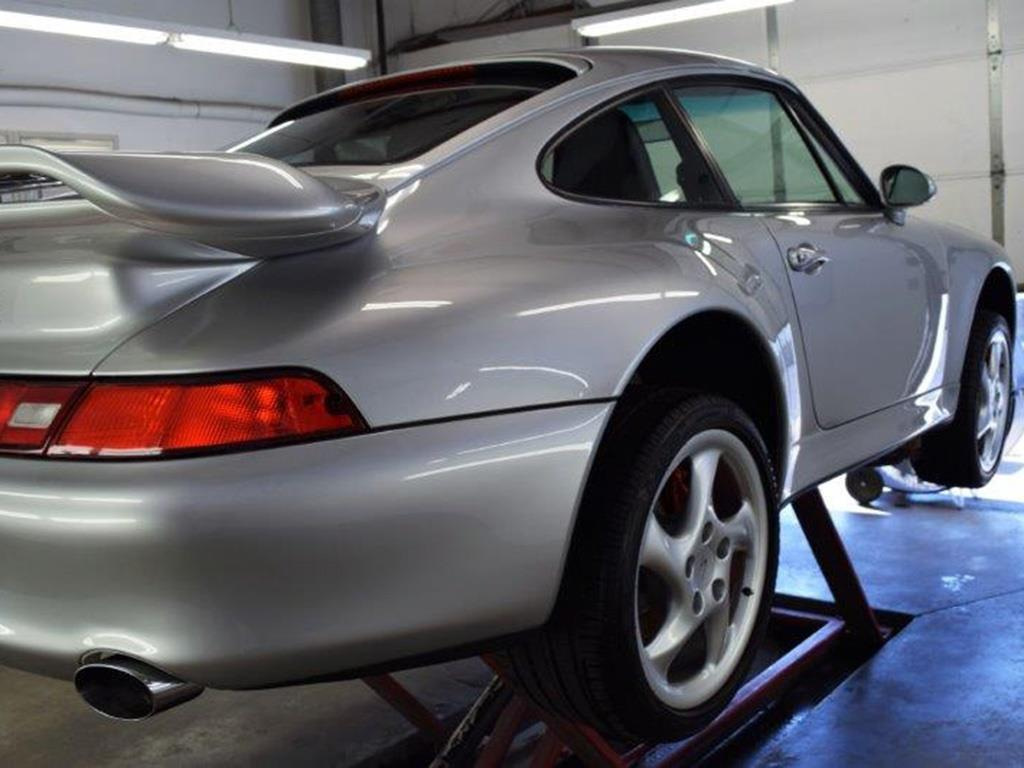 1997 Porsche 911 Carrera 4S - Photo 44 - Springfield, MO 65802