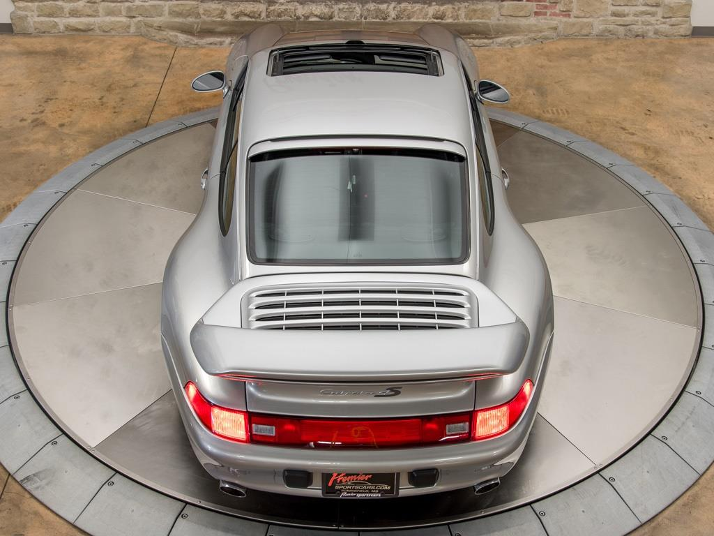 1997 Porsche 911 Carrera 4S - Photo 32 - Springfield, MO 65802