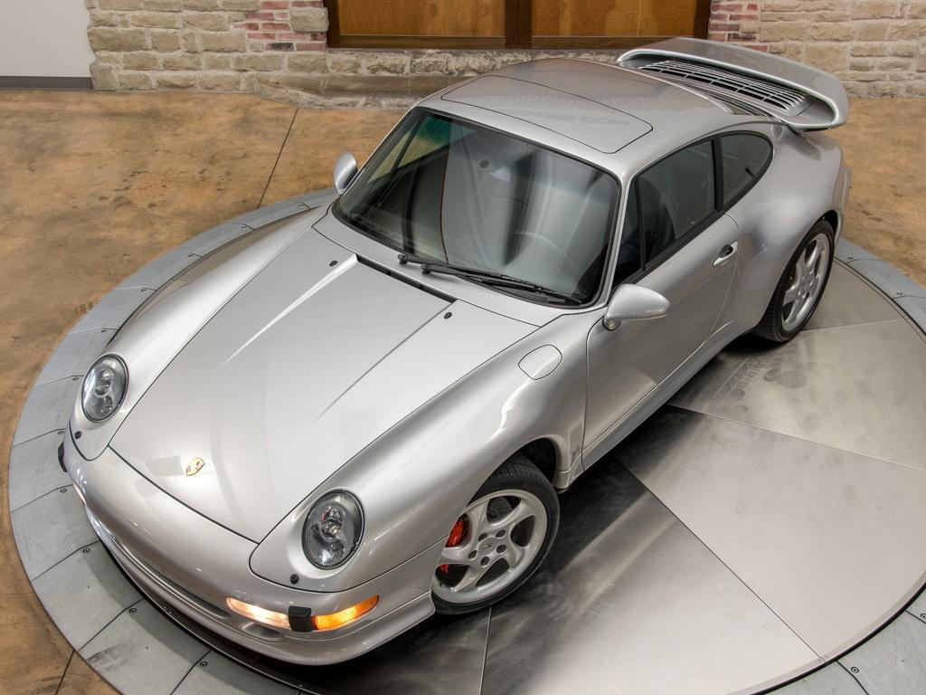 1997 Porsche 911 Carrera 4S - Photo 33 - Springfield, MO 65802