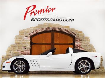 2013 Chevrolet Corvette Z16 Grand Sport 3LT Coupe