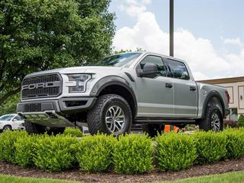2017 Ford F-150 Raptor Truck
