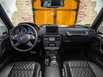 2016 Mercedes-Benz AMG G63 SUV