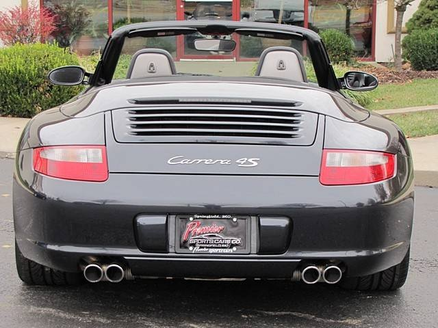 2006 porsche 911 carrera 4s cabriolet for sale in. Black Bedroom Furniture Sets. Home Design Ideas