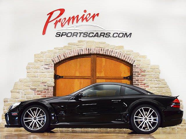 2009 mercedes benz sl65 amg black series for sale in for Mercedes benz sl65 amg black series for sale