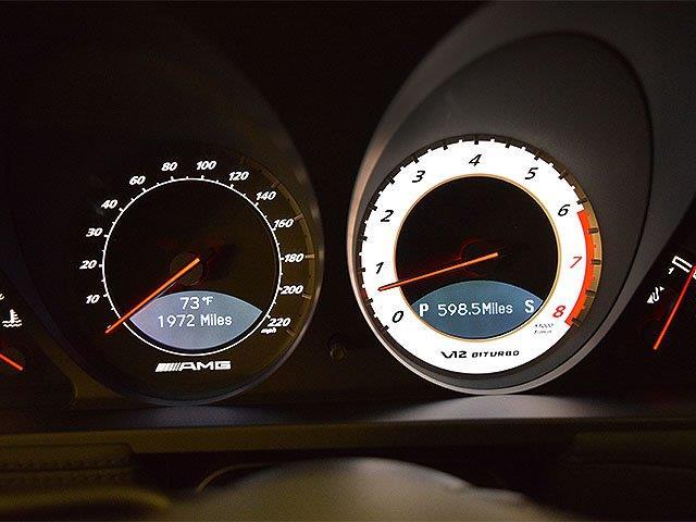 2009 Mercedes-Benz SL65 AMG Black Series - Photo 17 - Springfield, MO 65802