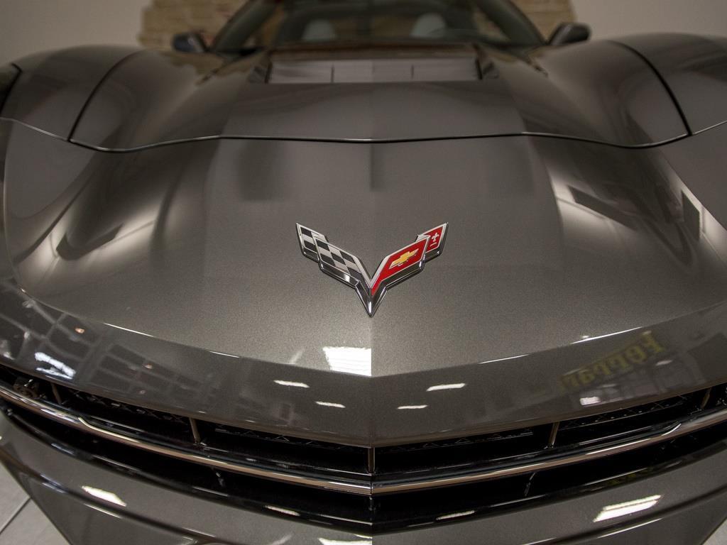 2016 Chevrolet Corvette Stingray Z51 - Photo 32 - Springfield, MO 65802