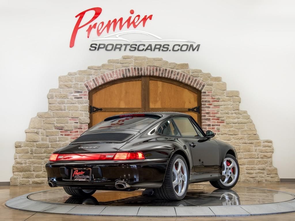 1997 Porsche 911 Carrera 4S - Photo 9 - Springfield, MO 65802