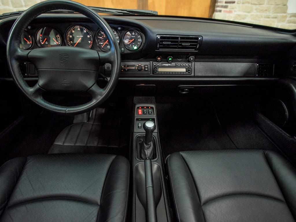 1997 Porsche 911 Carrera 4S - Photo 2 - Springfield, MO 65802
