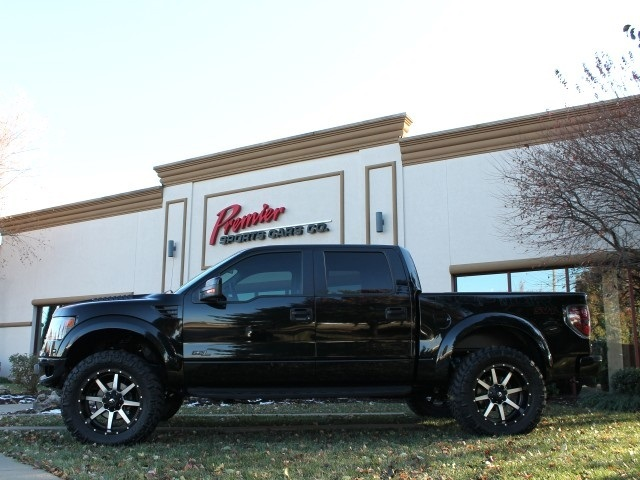 2014 Ford F 150 Svt Raptor Special Edition For Sale In