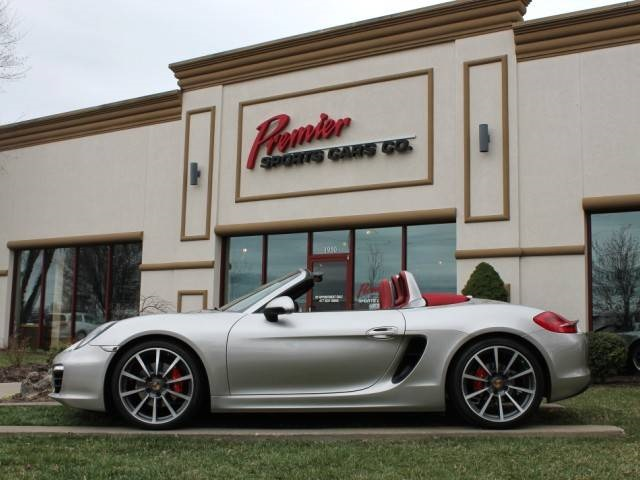 2013 porsche boxster s for sale in springfield mo stock p4427. Black Bedroom Furniture Sets. Home Design Ideas