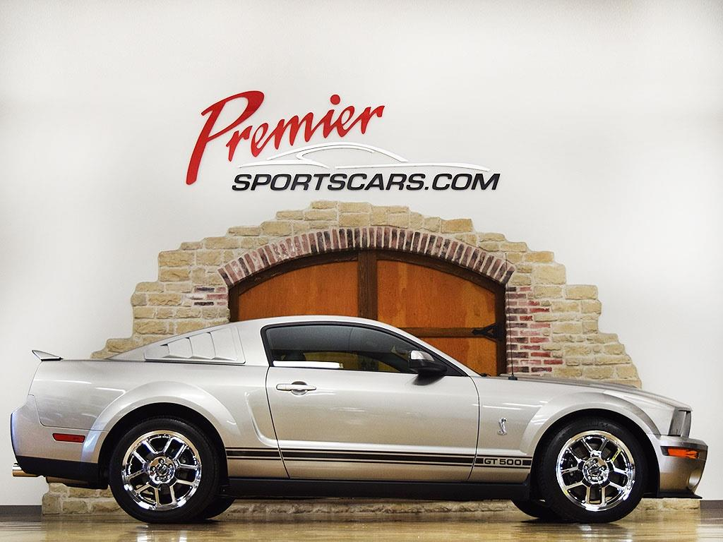 2008 Ford Mustang Shelby GT500 - Photo 3 - Springfield, MO 65802