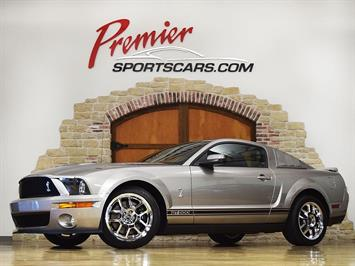 2008 Ford Mustang Shelby GT500 Coupe