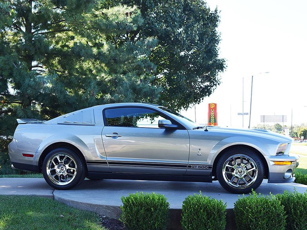 2008 Ford Mustang Shelby GT500 - Photo 14 - Springfield, MO 65802