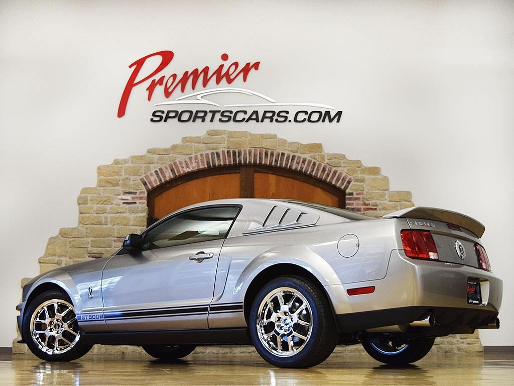 2008 Ford Mustang Shelby GT500 - Photo 7 - Springfield, MO 65802