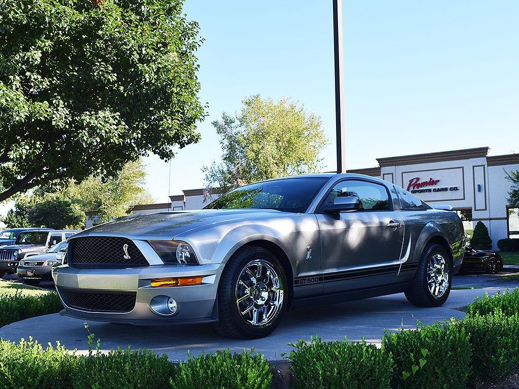2008 Ford Mustang Shelby GT500 - Photo 16 - Springfield, MO 65802