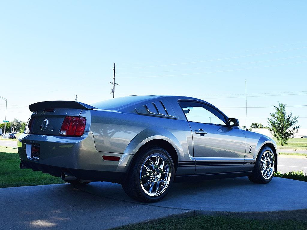 2008 Ford Mustang Shelby GT500 - Photo 19 - Springfield, MO 65802