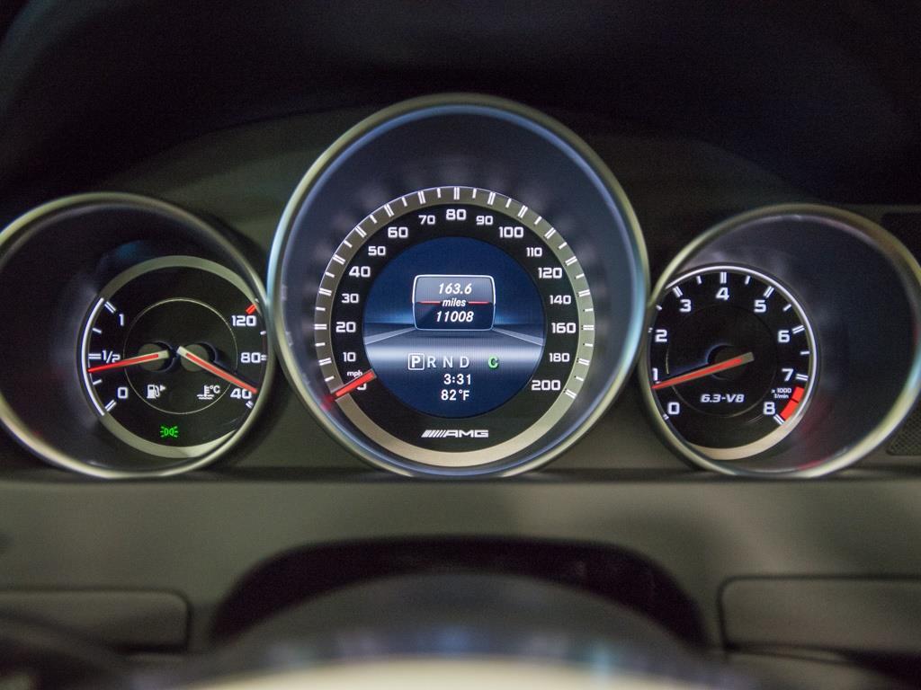 2013 Mercedes-Benz C 63 AMG - Photo 11 - Springfield, MO 65802