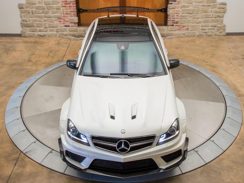2013 Mercedes-Benz C 63 AMG - Photo 27 - Springfield, MO 65802