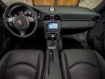 2007 Porsche 911 Targa 4S Coupe