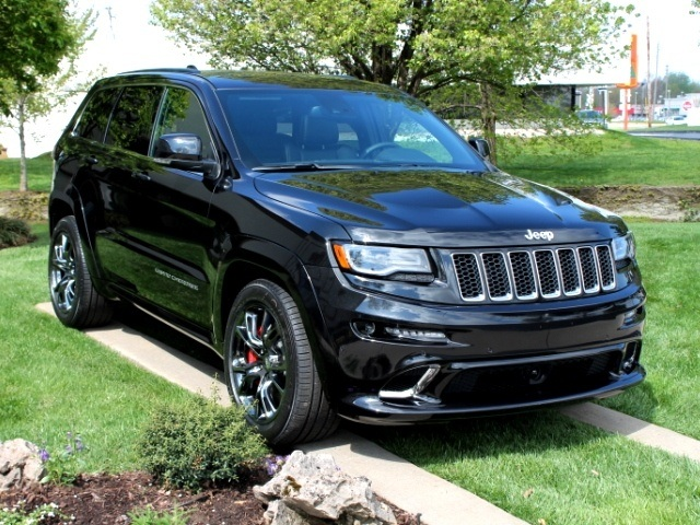 2014 jeep grand cherokee srt8 for sale in springfield mo stock p4172. Black Bedroom Furniture Sets. Home Design Ideas