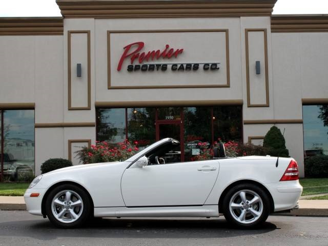 2002 mercedes benz slk320 for sale in springfield mo for Elite mercedes benz springfield missouri