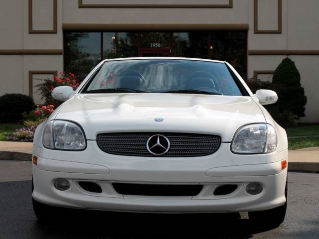2002 mercedes benz slk320 for sale in springfield mo for Mercedes benz springfield missouri