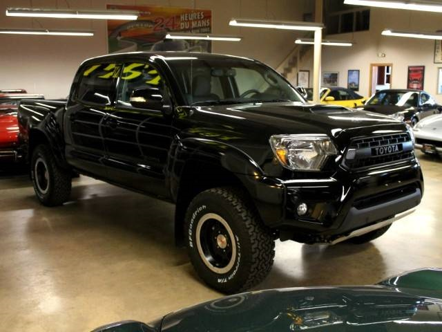 2015 Toyota Tacoma Trd Pro For Sale In Springfield Mo
