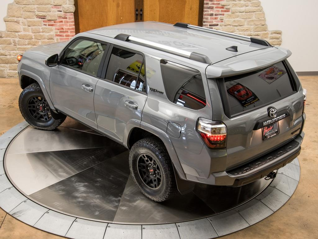 2017 toyota 4runner trd pro for sale in springfield mo stock p5072. Black Bedroom Furniture Sets. Home Design Ideas