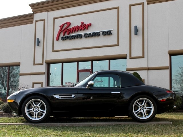 2002 bmw z8 for sale in springfield mo stock p4414. Black Bedroom Furniture Sets. Home Design Ideas