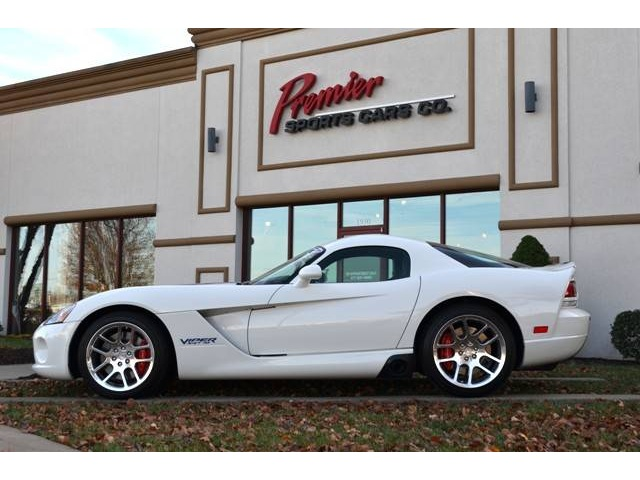 2006 dodge viper srt 10 for sale in springfield mo for White motors springfield mo
