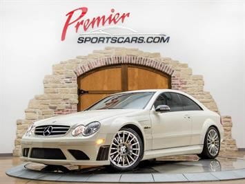 2008 Mercedes-Benz CLK 63 AMG Black Series Coupe