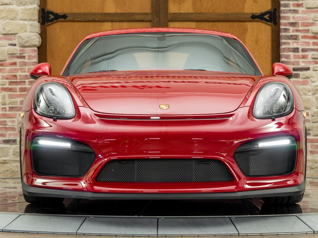 2016 Porsche Cayman GT4 - Photo 5 - Springfield, MO 65802