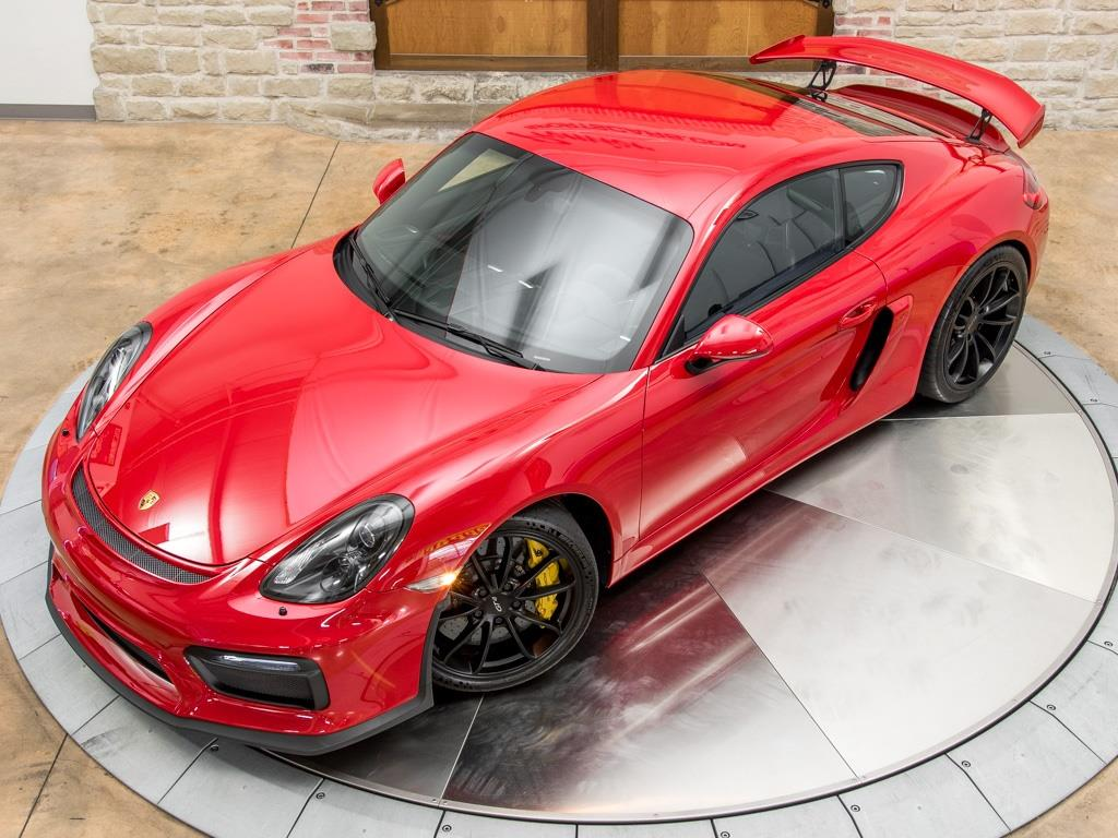 2016 Porsche Cayman GT4 - Photo 32 - Springfield, MO 65802