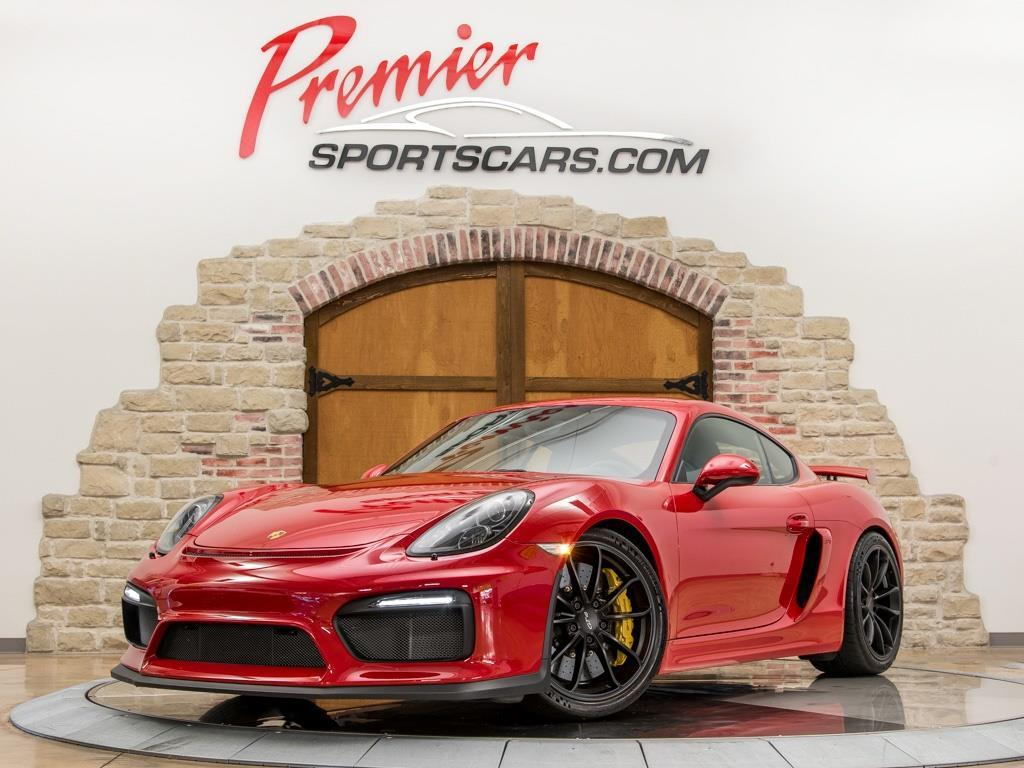 2016 Porsche Cayman GT4 - Photo 1 - Springfield, MO 65802
